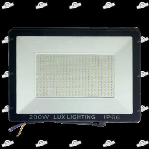 Прожектор светодиодный Led-Slim-7041 200Вт 6500К IP66