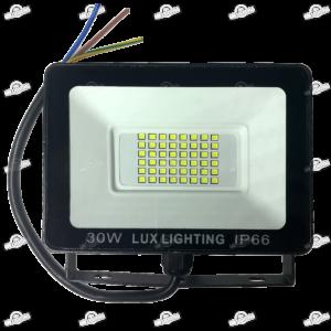 Прожектор светодиодный Led-Slim-7041 30Вт 6500К IP66