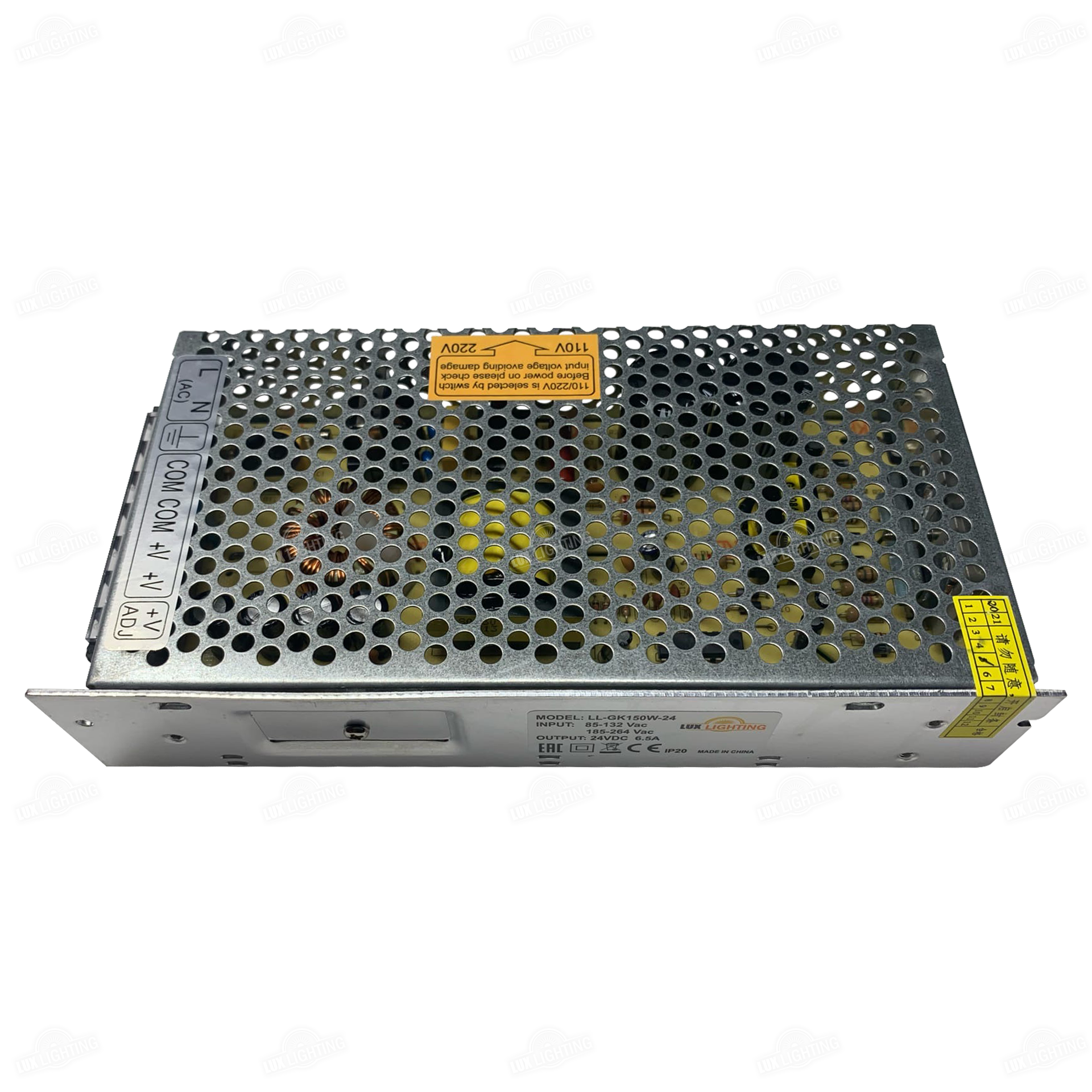 Источник питания LL-GK150W-24V (24V, 150W) IP20