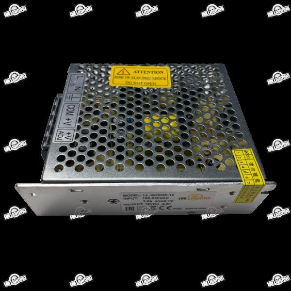 Источник питания LL-GK50W-12V (12V, 50W) IP20