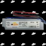 Драйвер для светодиодов LL-LA50-700 (30-80V 700mA PFC) IP67
