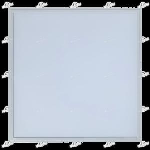 Светильник светодиодный LL-SLIM-600-36-4000/6500К-IP40-W