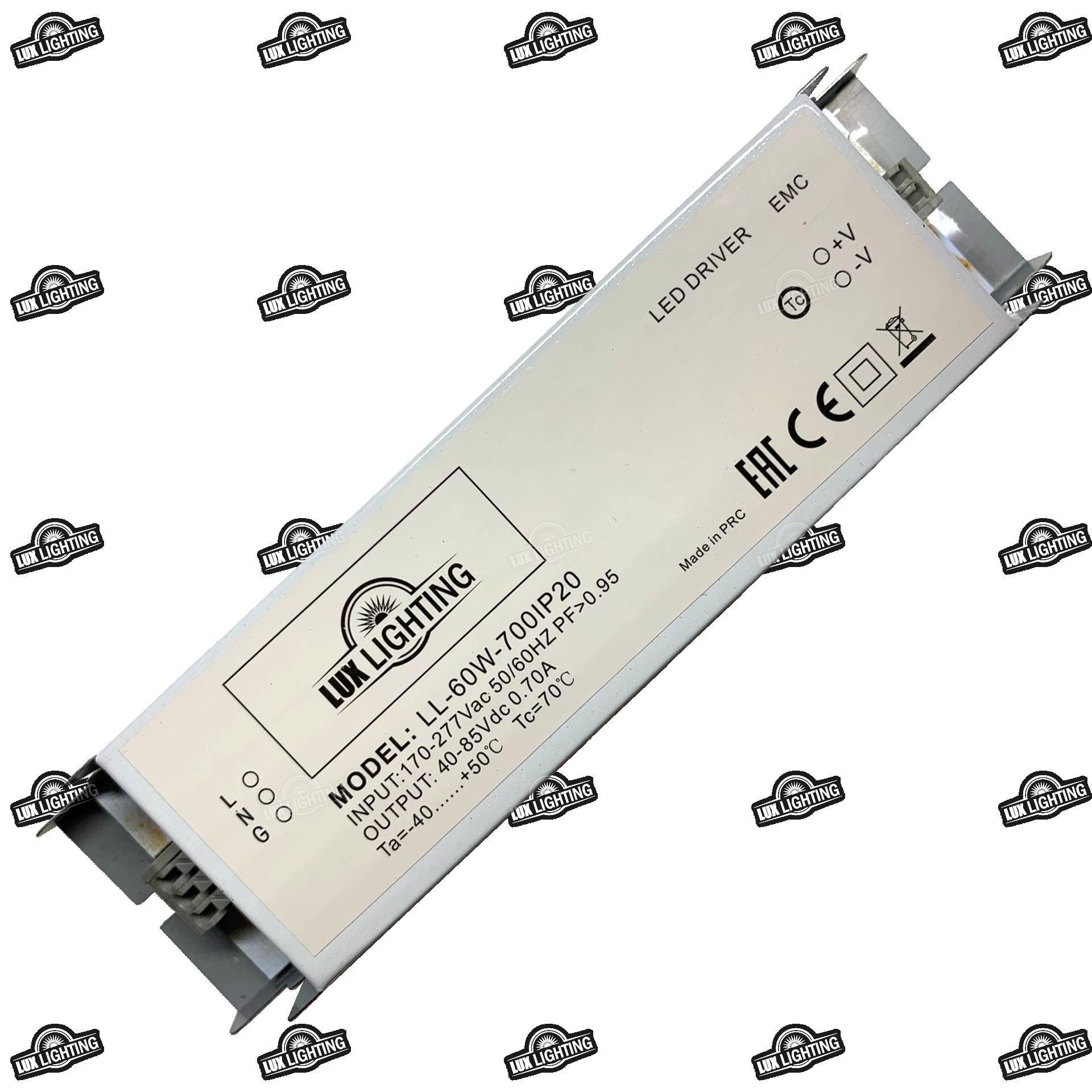 Драйвер для светодиодов LL-60W-700IP20