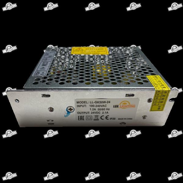 Источник питания LL-GK50W-24V (24V, 50W) IP20